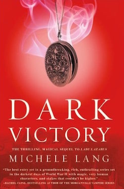 Dark Victory by Michele Lang