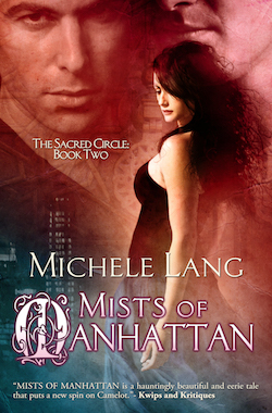 Mists of Manhattan by Michele Lang