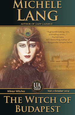 The Witch of Budapest (Winter Witches) by Michele Lang